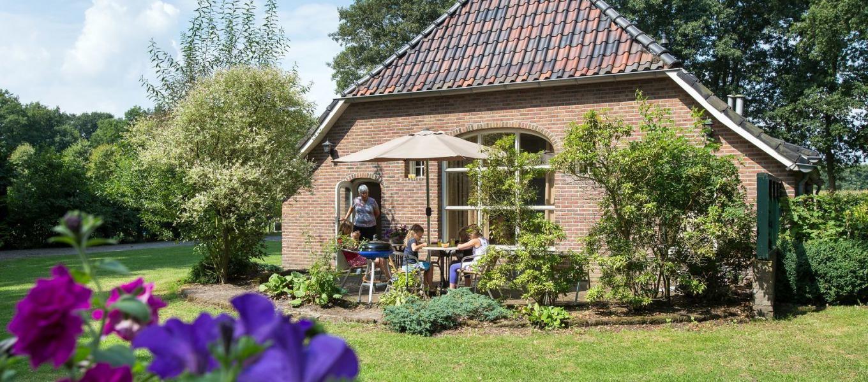 Camping Noetselerberg - Jachthuis