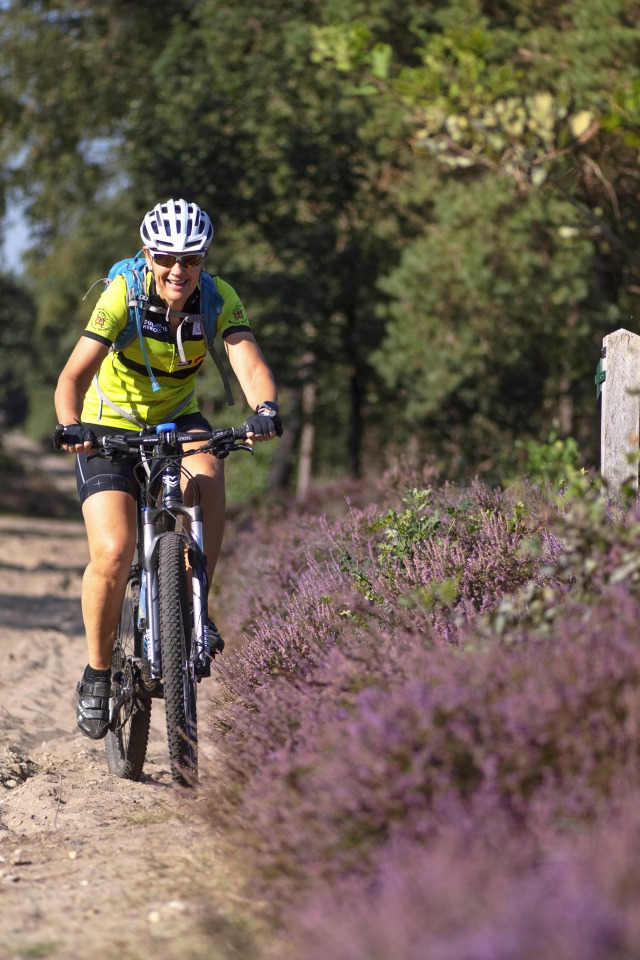 De 8 mooiste routes om te mountainbiken in Salland