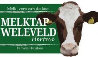 Zelf melk tappen bij Melktap Weleveld