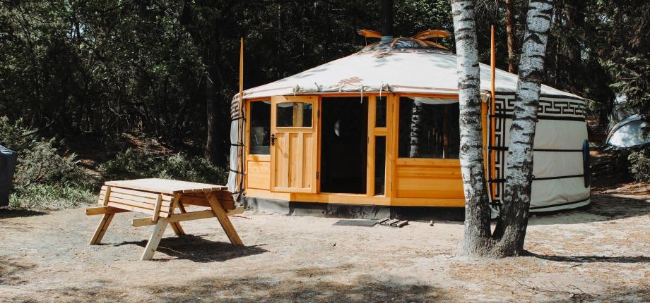 Mongoolse Yurt