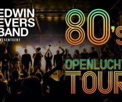 Edwin Evers band presenteert: 80's Openlucht Tour!