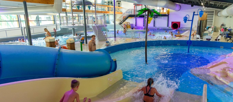 Binnenzwembad - Vakantiepark Beerze Bulten