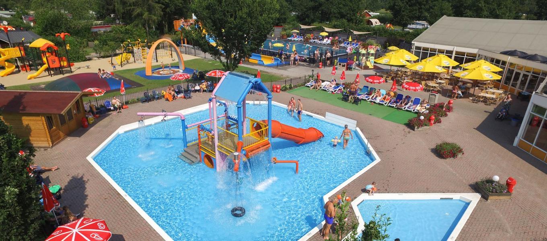 Buitenzwembad - Sprookjescamping