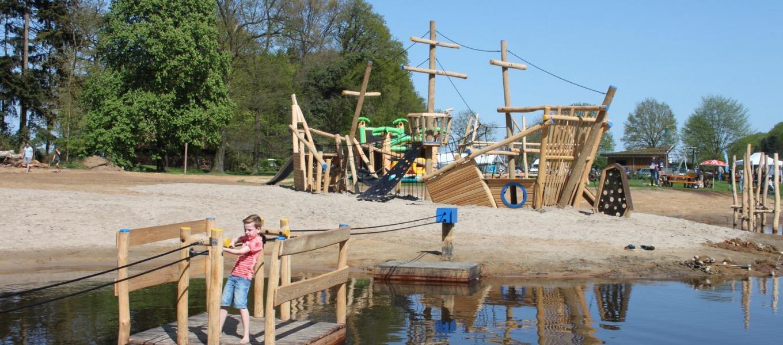 Piratenschip - Camping de Koeksebelt
