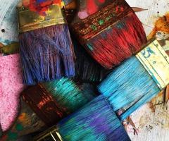 Weerselose Markt, Thema: Kunstmarkt