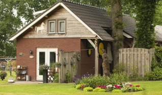 Bed and Breakfast Het Wierdense veld
