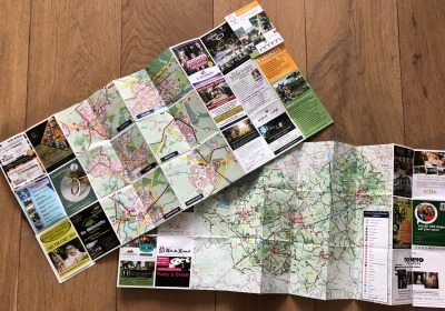 HofMarketing brengt nieuwe Citymap Hof van Twente uit