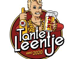 Pop-up restaurant Tante Leentje