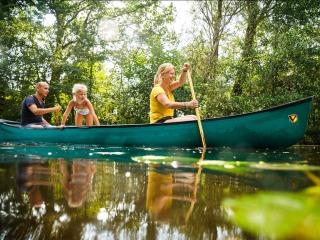 Wieden-Weerribben kano arrangement