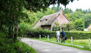 Giethoorn - Woldberg route