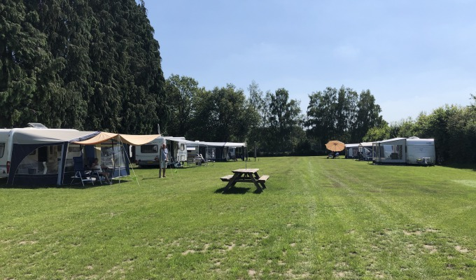 In de spotlight: camping Sproakstee