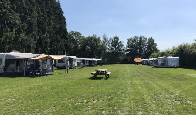 In de spotlight: camping Sproakstee