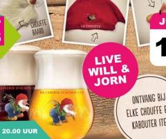 Kabouteravond - Will & Jorn
