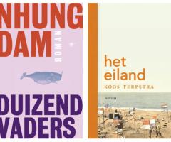 Literaire avond – Nhung Dam en Koos Terpstra
