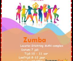 Summer Sun Festival Zumba