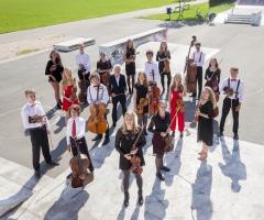 Concerten Britten jeugd Strijkorkest
