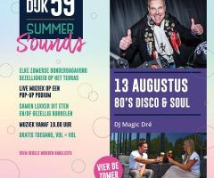 80's Disco & Soul Vier de Zomer