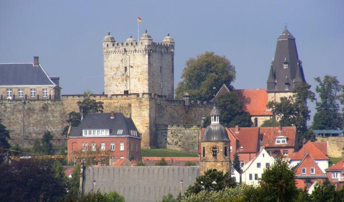 Fiets- dagtocht met gids naar Bad Bentheim