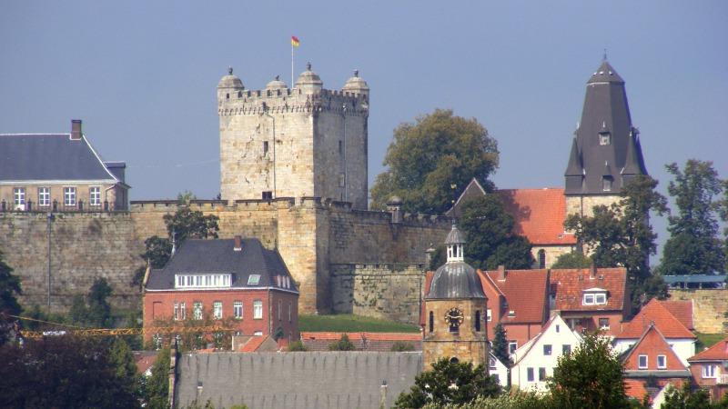 Fietstocht Bad Bentheim