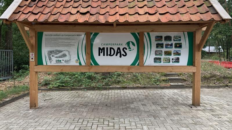 Camperpark Midas