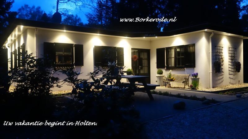 Vakantiehuis Borkerode