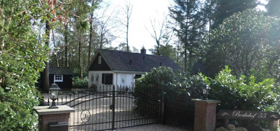 Vakantiehuis Borkehof - Holten