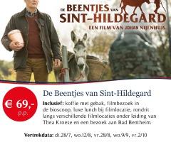 Dagtocht: De Beentjes van Sint Hildegard