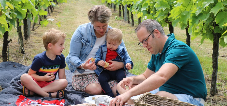 De Tappenmars - picknick