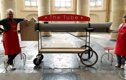 The Tube - Beeldtheater in de Bergkerk