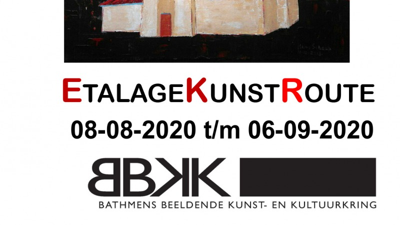 EtalageKunstRoute in Bathmen