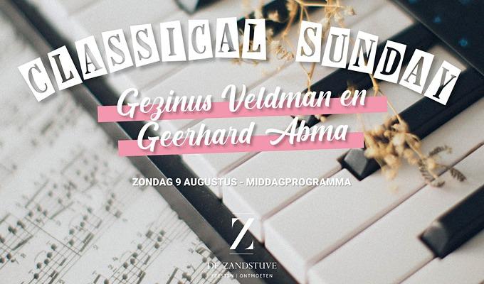 Classical  Sunday bij De Zandstuve