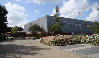Zwembad Sporthal De Waterwyck