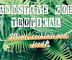 Zandstuve goes Tropical