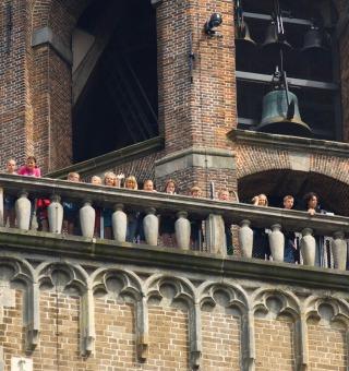Torenbeklimming Grote of Lebuinuskerk