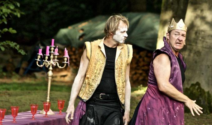 Shakespeare Open Air bij Havezathe Herinckhave