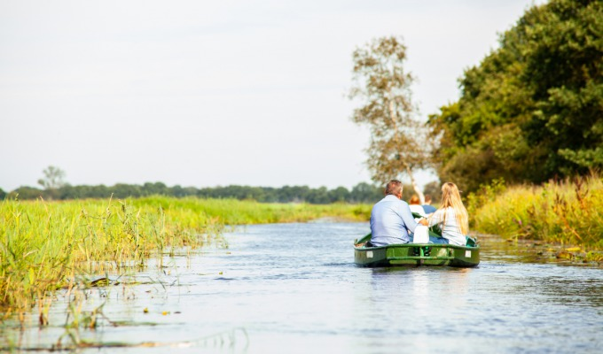 Meer plezier op je familiedag met een fluisterboot!