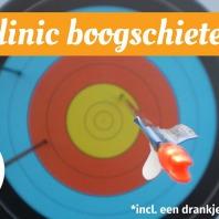 Clinic Boogschieten