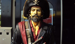 Buffet- en partyrestaurant Captain Jack