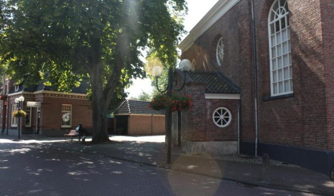 Openstelling Kerk aan de Brink