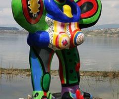 """Lezing: """"Niki de Saint Phalle""""  door  Karin Haanappel"""
