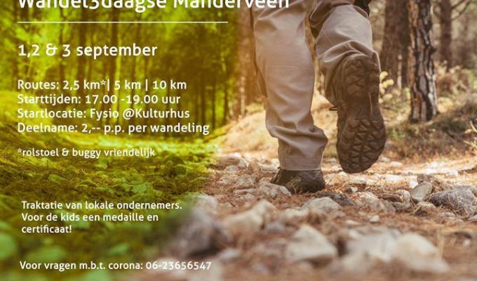 Wandel 3daagse Manderveen