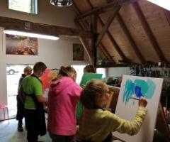 Kinderschilder- & tekenclub de Klodderaars