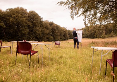 Corona-proof vergaderen op de mooiste vergaderlocatie van Nederland