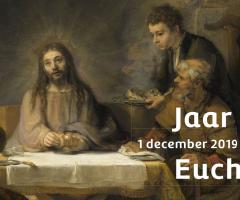 Lezing 'Eucharistie in de Kunst', door monseigneur Woorts