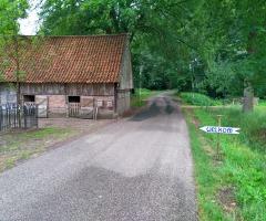 'Open Deel' Schaapherder Mieke Boode