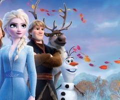 "Filmhuis Denekamp: jeugdfilm ""Frozen 2"""