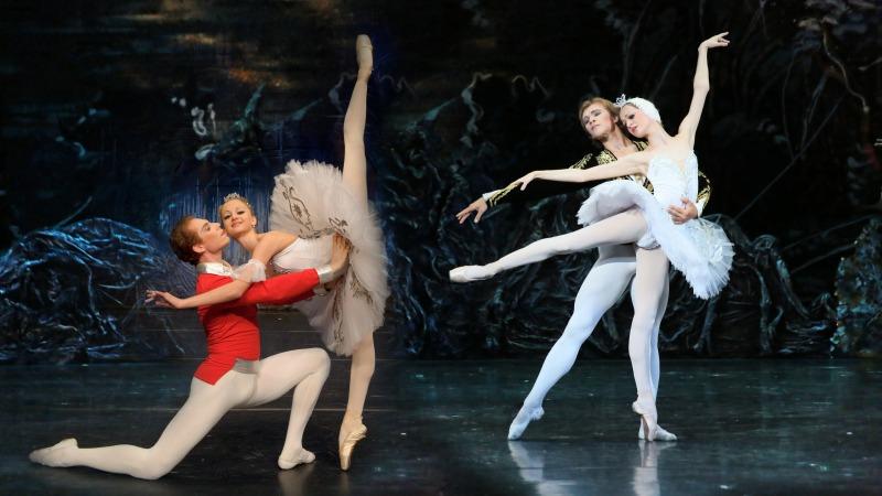 De mooiste scènes uit bekende balletklassiekers