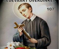 Bedevaartdienst ter ere van Gerardus Majella in Overdinkel