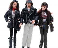 Expositie: Barbie, van casual tot glamour