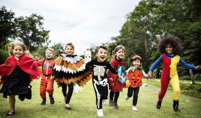 Halloweentips tijdens de herfst in Twente